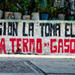 Messico. Il Frente de Pueblos blocca il gasdotto dell'italiana Bonatti
